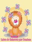 Animali Libro da Colorare per Bambini: Animali da colorare, Un libro di attività divertente per bambini e bambine in età prescolare e scolare: Simpati Cover Image