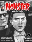Monster Magazine NO.1 Budget Edition Cover Image