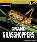 Grand Grasshoppers: A 4D Book Cover Image