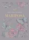 Libro Para Colorear de Mariposas: Adorables Mariposas en Letra Grande, Flores y Mariposas Sencillas Cover Image