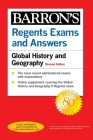 Regents Exams and Answers: Global History and Geography 2021 (Barron's Regents NY) Cover Image
