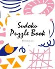 Medium Sudoku Puzzle Book (16x16) (8x10 Puzzle Book / Activity Book) Cover Image