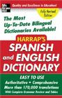 Harrap's Spanish and English Dictionary Cover Image