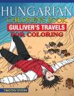 Hungarian Children's Book: Gulliver's Travels for Coloring Cover Image