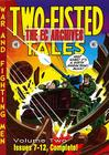 The EC Archives: Two-Fisted Tales Volume 2 (Two-Fisted Tales: War and Fighting Men #2) Cover Image