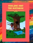 Yahloni and the Matanah: Coloring and activity book Cover Image