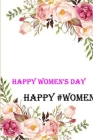 Happy women's day #happy #women ruled book Cover Image