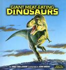 Giant Meat-Eating Dinosaurs Cover Image