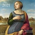 National Gallery - Raphael & Renaissance Artists Wall Calendar 2021 (Art Calendar) Cover Image