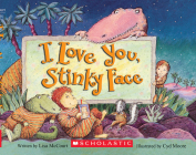 I Love You, Stinky Face Cover Image
