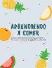 Aprendiendo a Comer Cover Image