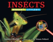 Insects: Biggest! Littlest! Cover Image