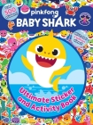 Baby Shark: Ultimate Sticker and Activity Book Cover Image