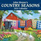 John Sloane's Country Seasons 2021 Mini Wall Calendar Cover Image