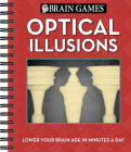 Brain Games Optical Illusions Cover Image