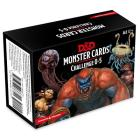 Dungeons & Dragons Spellbook Cards: Monsters 0-5 (D&D Accessory) Cover Image