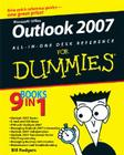 Outlook 2007 All-In-One Desk Reference for Dummies Cover Image
