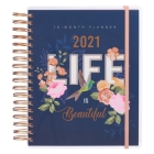 18-Month Planner for Women 2021 Cover Image