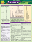 German Grammar: Quickstudy Laminated Reference Guide Cover Image