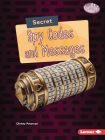 Secret Spy Codes and Messages Cover Image