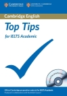 Top Tips for Ielts Academic Paperback [With CDROM] Cover Image