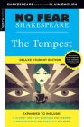 Tempest: No Fear Shakespeare Deluxe Student Edition, 9 (Sparknotes No Fear Shakespeare) Cover Image