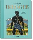 Greek Myths Cover Image