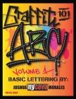 Grafitti 101: Basic Lettering Cover Image
