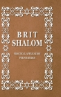 BRIT SHALOM by RABBI OURY CHERKI: Practical Application for NOAHIDES Cover Image