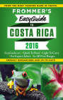 Frommer's Easyguide to Costa Rica Cover Image