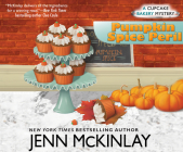 Pumpkin Spice Peril (Cupcake Bakery Mystery #2) Cover Image