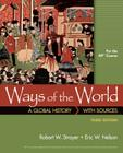 Ways of the World with Sources for AP(R) Cover Image