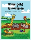 Willie geht schwimmen: Willie das Nilpferd und Freunde Cover Image