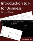 Introduction to R for Business Cover Image