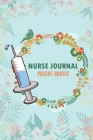 Nurse Journal Patient Quotes: Collect Funny, Crazy or Witty Quotes and memories from your patients Cover Image