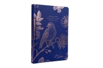 Jane Austen: Indulge Your Imagination Hardcover Ruled Journal Cover Image