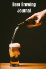 Beer Brewing Log Book Cover Image