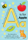 A is for Apple (Smart Kids Trace-And-Flip) Cover Image