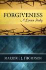 Forgiveness: A Lenten Study Cover Image