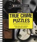 Brain Games - True Crime Puzzles Cover Image