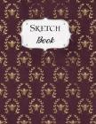 Sketch Book: Bee Sketchbook Scetchpad for Drawing or Doodling Notebook Pad for Creative Artists #4 Cover Image