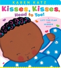 Kisses, Kisses, Head to Toe!: A Lift-the-Flap and Mirror Book Cover Image