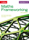 Pupil Book 1.2 (Maths Frameworking) Cover Image