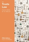 Trusts Law (MacMillan Law Masters) Cover Image