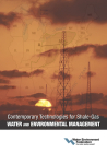 Contemporary Technologies for Shale-Gas Water and Environmental Management Cover Image