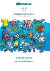 BABADADA, Punjabi (in gurmukhi script) - Español de México, visual dictionary (in gurmukhi script) - diccionario visual: Punjabi (in gurmukhi script) Cover Image