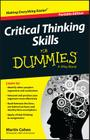 Critical Thinking Skills for Dummies Cover Image