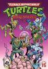 Teenage Mutant Ninja Turtles Adventures Volume 15 Cover Image