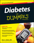 Diabetes for Dummies Cover Image