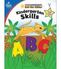 Kindergarten Skills: Gold Star Edition (Home Workbooks) Cover Image